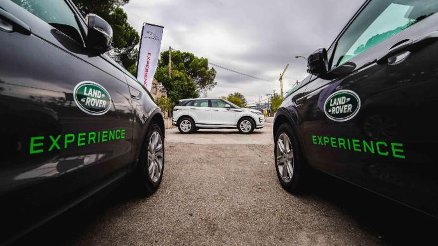 Jaguar Land Rover invita a probar su nueva gama eléctrica e híbrida