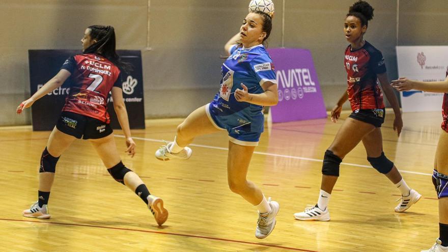 Victorias de Porriño y Cisne en la primera jornada de la Fase Final del Campeonato de España Juvenil