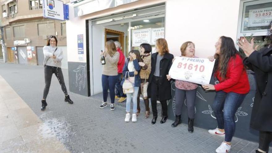Una cafetería reparte 1,2 millones en Silla