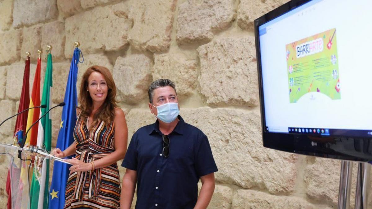 Barriarte lleva copla, magia y música infantil a los barrios de Córdoba