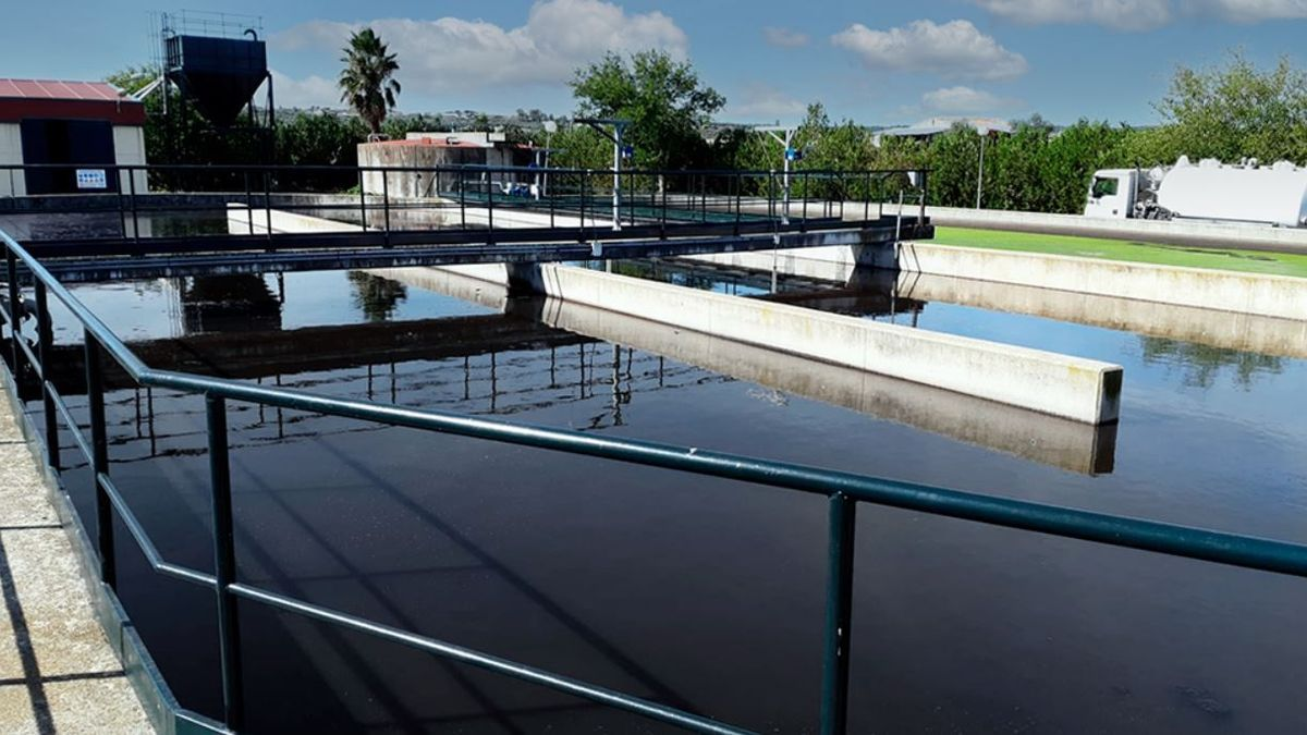 San Vicente de Alcántara treatment plant