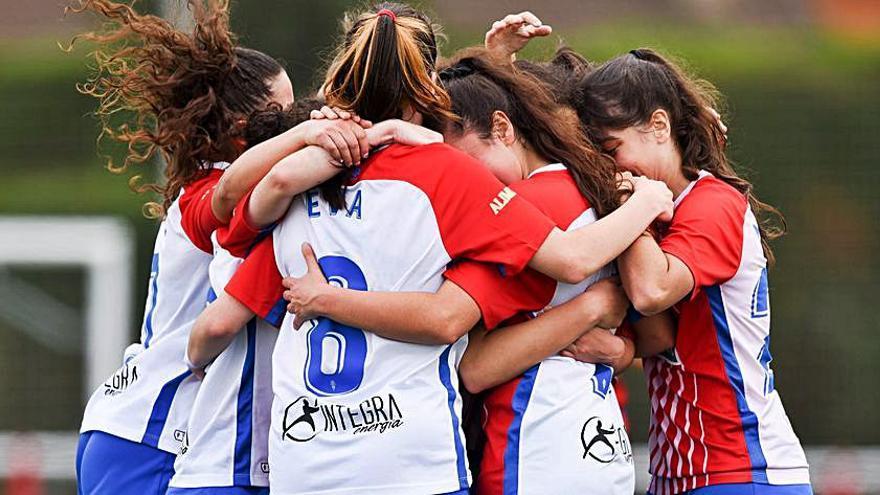 El Sporting B femenino golea y seguirá en la Primera Nacional