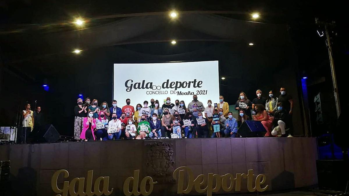 La gran familia del deporte moañés desafía a la pandemia | FDV