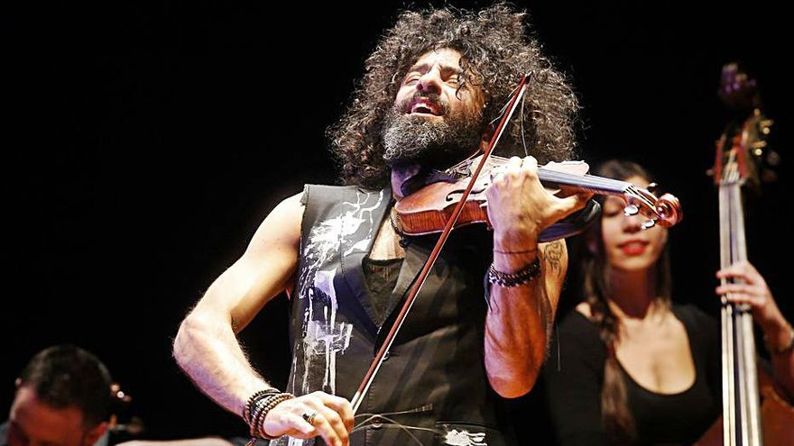 El violín de Ara Malikian y «Le Petit Garage»