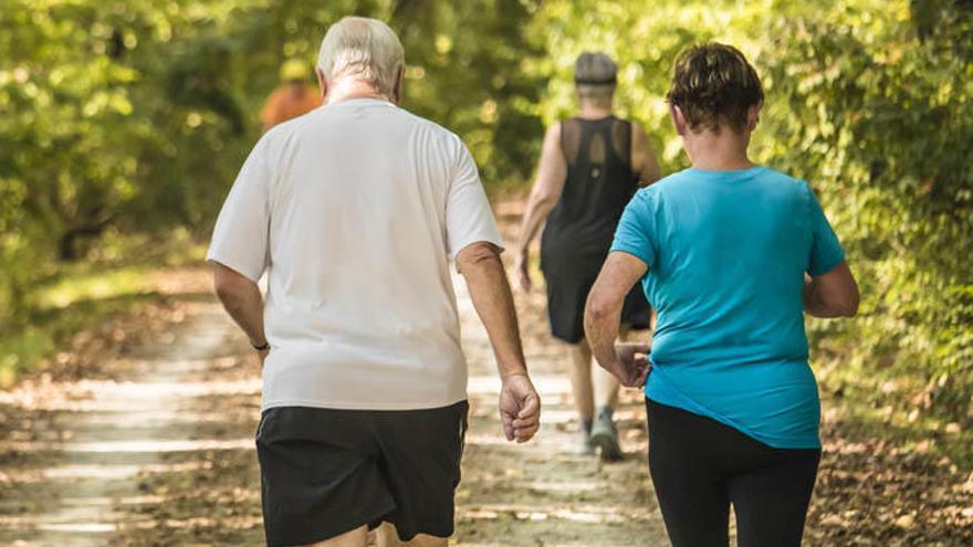Tener sobrepeso implica una peor salud cardíaca, incluso si se hace ejercicio