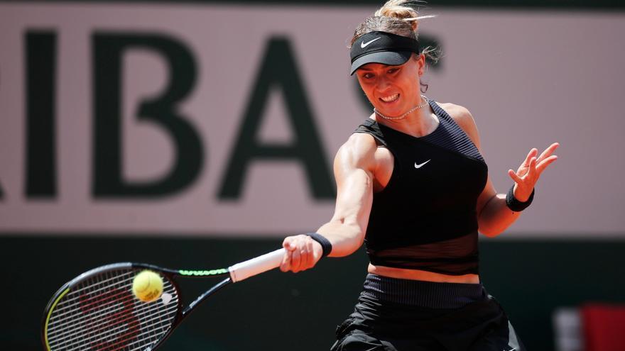Paula Badosa cau a quarts de final de Roland Garros