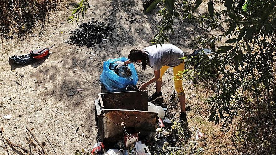 Retiran más de 2 toneladas de basuraleza en Mallorca