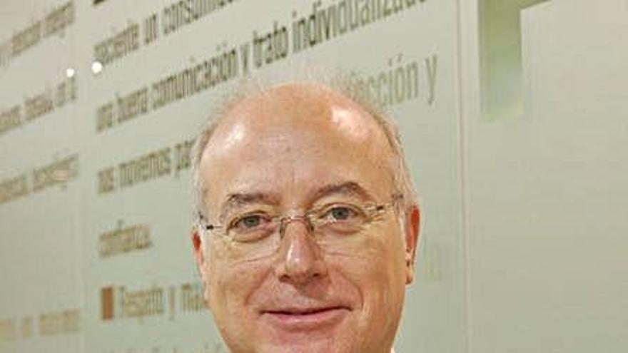 Pedro Hernández dirige la Fundación de Estudios Médicos de Molina
