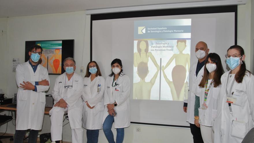 El Hospital General de Castellón publica un manual médico sobre patología mamaria en las personas trans