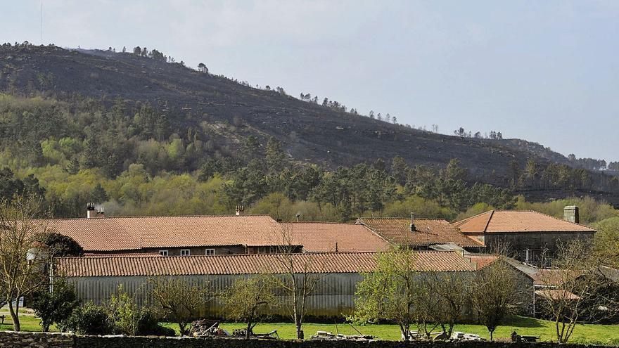 178 hectáreas quemadas en medio día