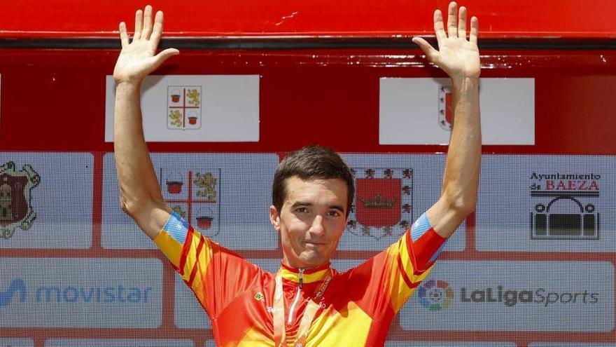 Pello Bilbao irá al Giro con el equipo Bahrain-McLaren