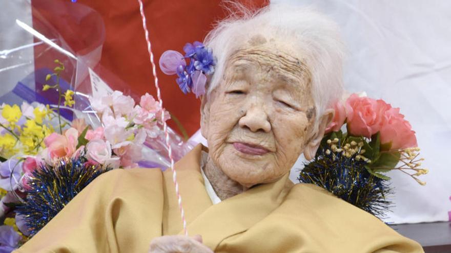 La mujer más longeva del mundo cumple 117 años