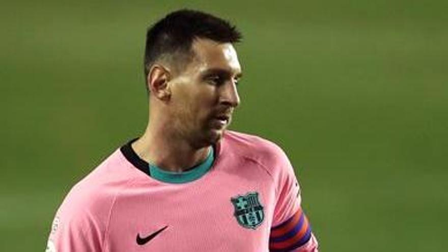 El Barcelona renovó a Messi en 2017 por más de 550 millones para cuatro años