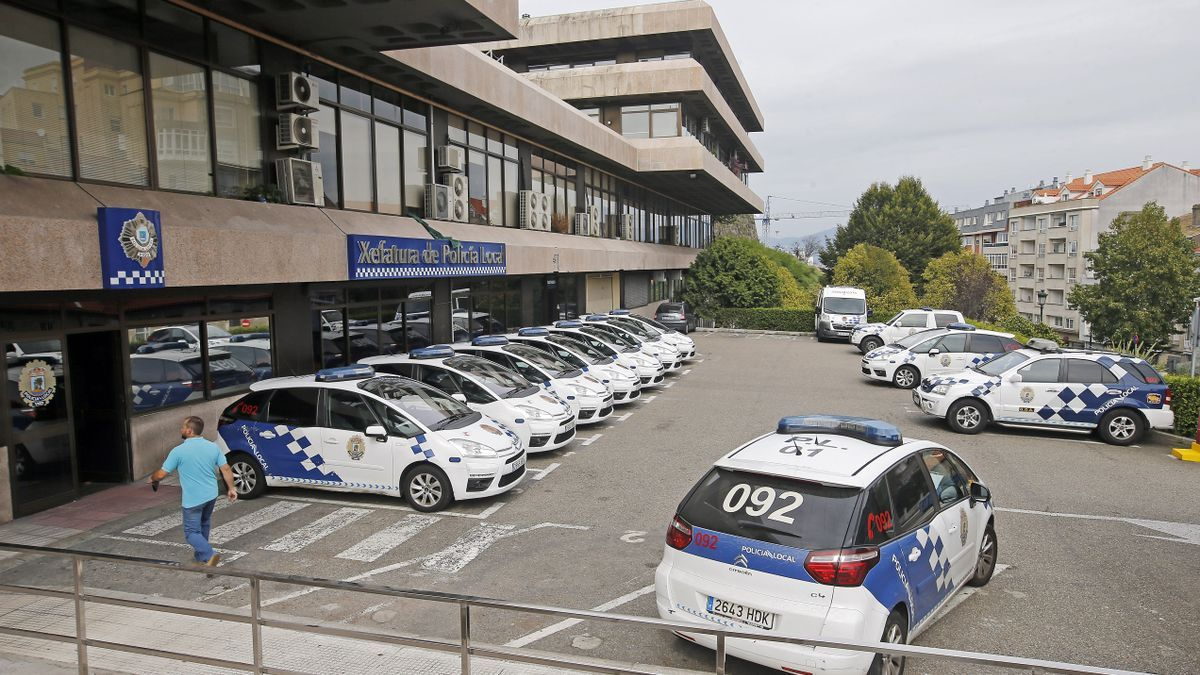 Jefatura de la Policía Local de Vigo