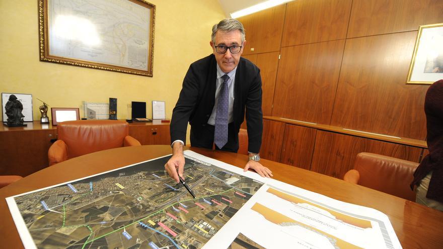 Mario Urrea, presidente de la CHS: «La covid ha puesto en valor al sector primario»