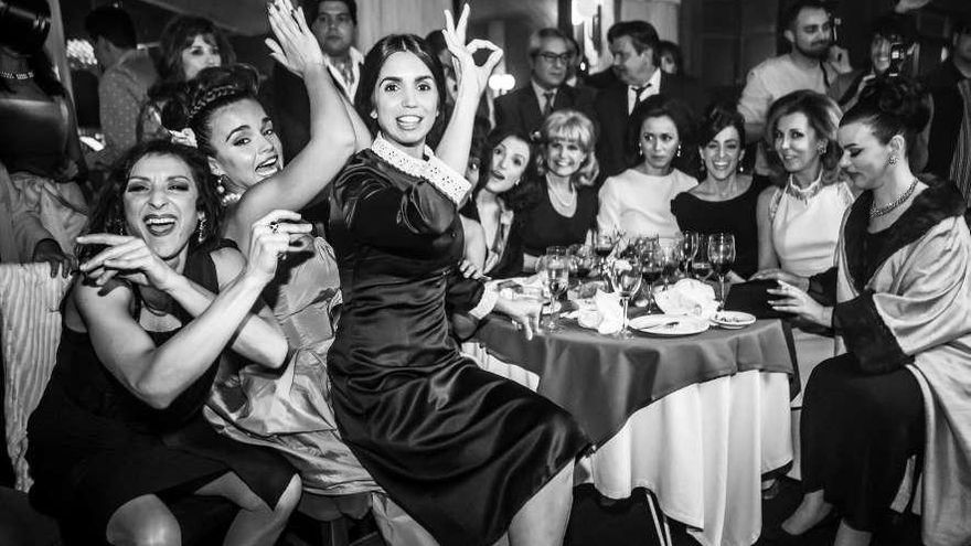 Movistar+ estrena esta noche 'Arde Madrid', la nueva serie de Paco León