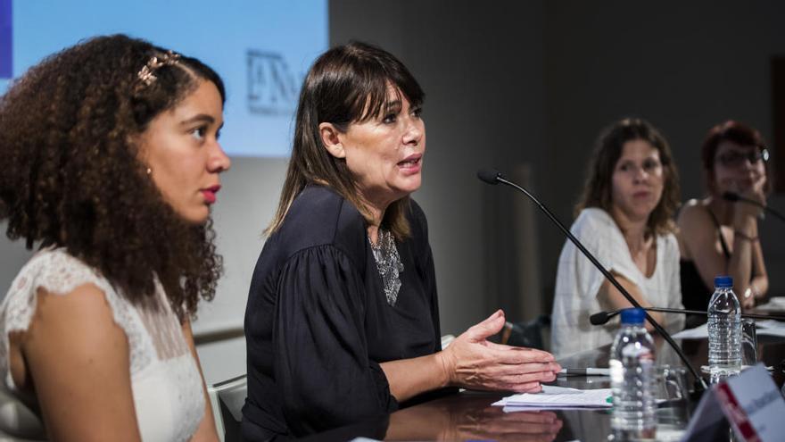 """Mabel Lozano: """"La prostitución en España tiene cara de mujer migrante"""""""