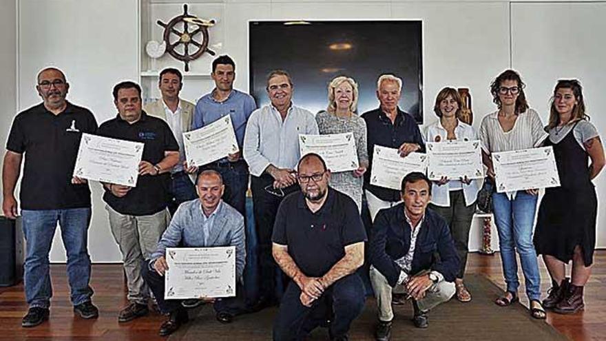 Entrega de  los Premis Gastronòmics 2018 de Eivissa y Formentera