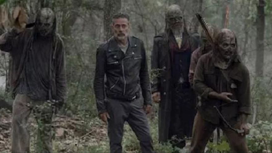 S'acosta el final de «The Walking Dead»?