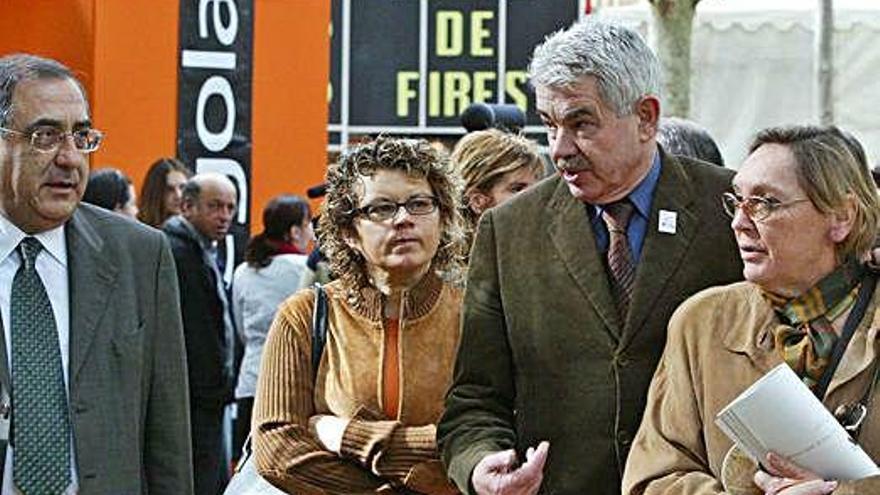 Mor Diana Garrigosa, l'esposa inseparable de Pasqual Maragall