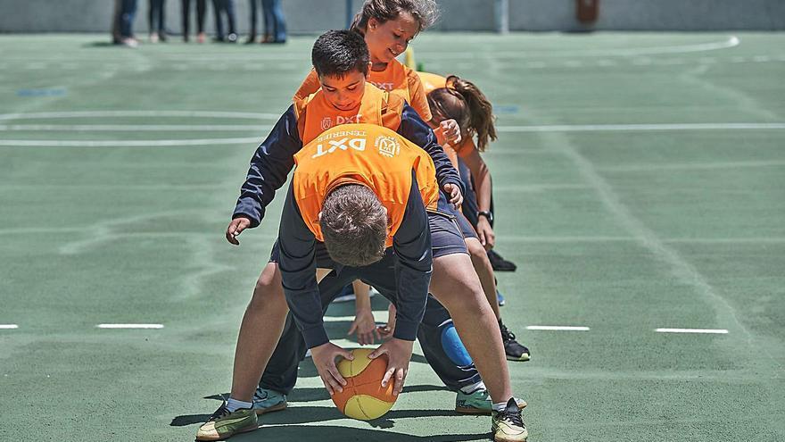 Más de 5.000 jóvenes participarán  en los XXXV Juegos para escolares