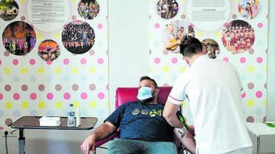 El ICHH pide donar sangre con urgencia ante el grave descenso del fin de semana