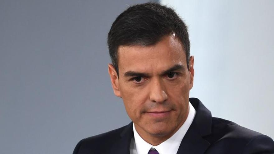 """Sánchez: """"Los monumentos que ensalcen el franquismo pronto serán pasado"""""""
