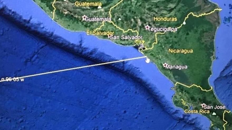 Descartado el riesgo de tsunami en El Salvador