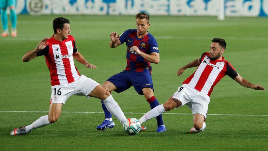 LaLiga Santander: FC Barcelona - Athletic