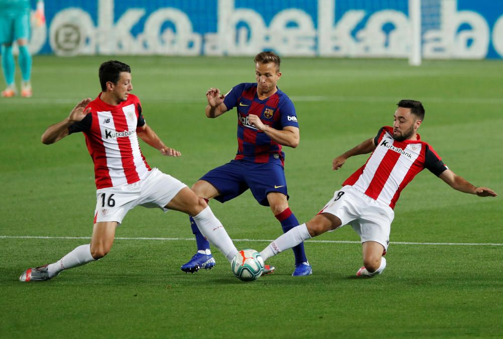 LaLiga Santander: FC Barcelona - Athletic.