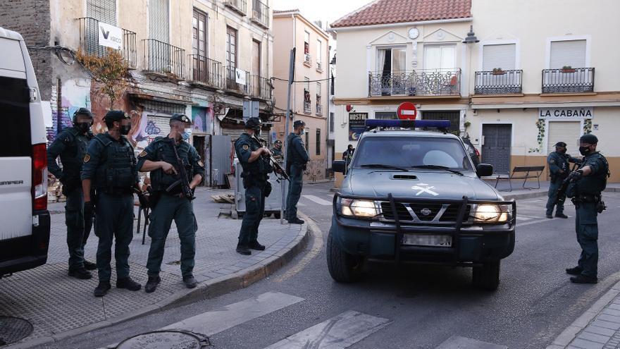 Dos detenidos en una operación contra el terrorismo yihadista en Málaga