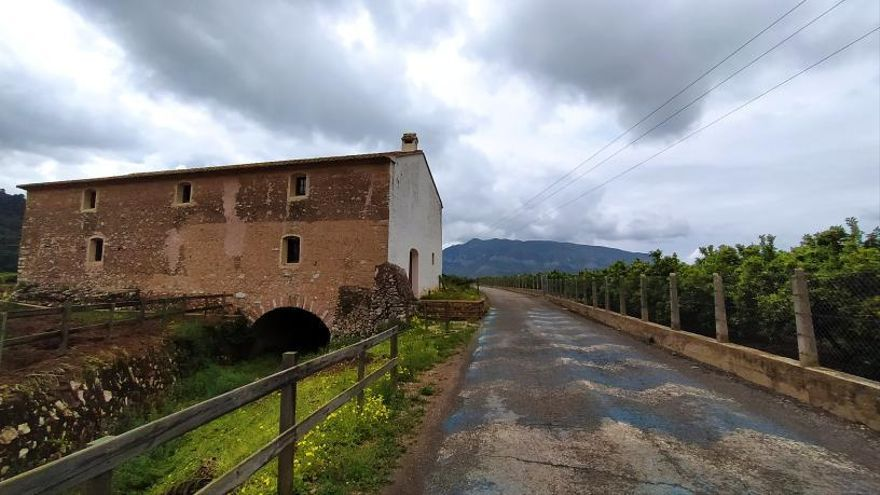 Agricultura anuncia el inicio de la vía verde que cruza la Valldigna