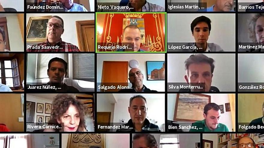 La Diputación de Zamora prorroga la teleasistencia para los 683 usuarios en los pueblos