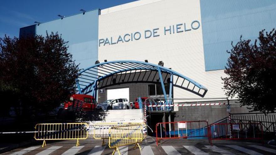 El Palacio de Hielo de Madrid se utilizará como morgue
