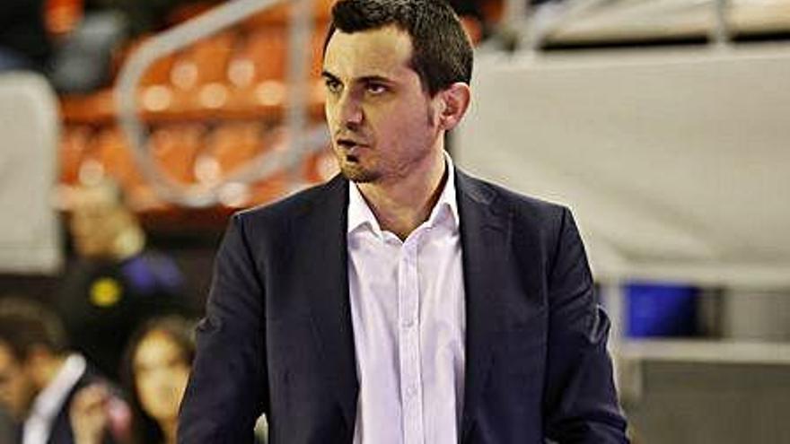 L'extècnic del Manresa Aleix Duran és el nou entrenador del CB Igualada