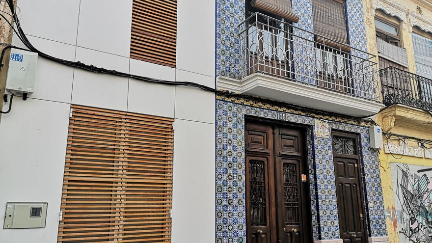 La vivienda más curiosa del Cabanyal abre sus puertas