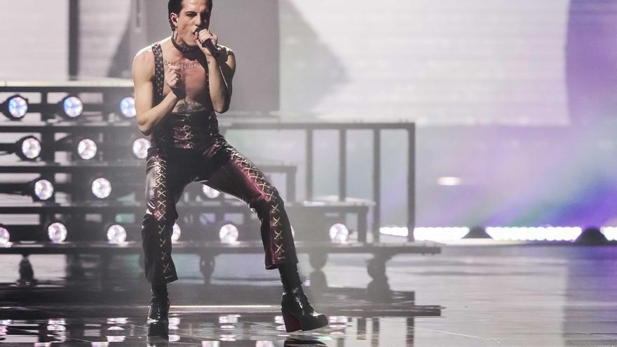 Damiano David, el nuevo y polémico rey de Eurovisión
