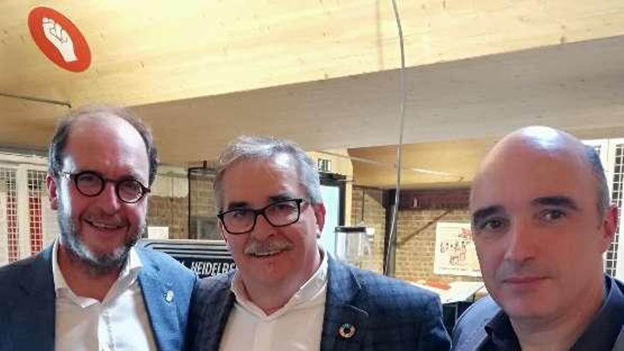 Mieres acogerá la sede del futuro Museo de la Emigración Española en Europa