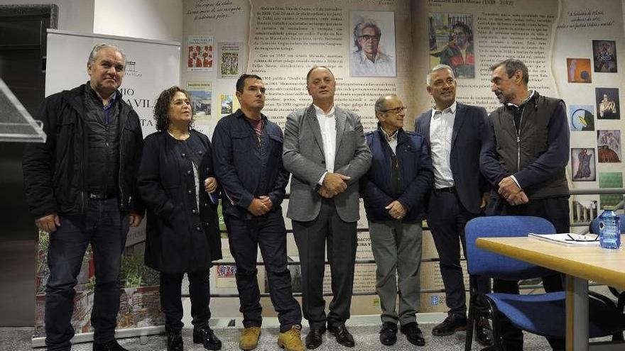 A Fundación Neira Vilas convocará o ano que vén o primeiro Premio Anisia Miranda