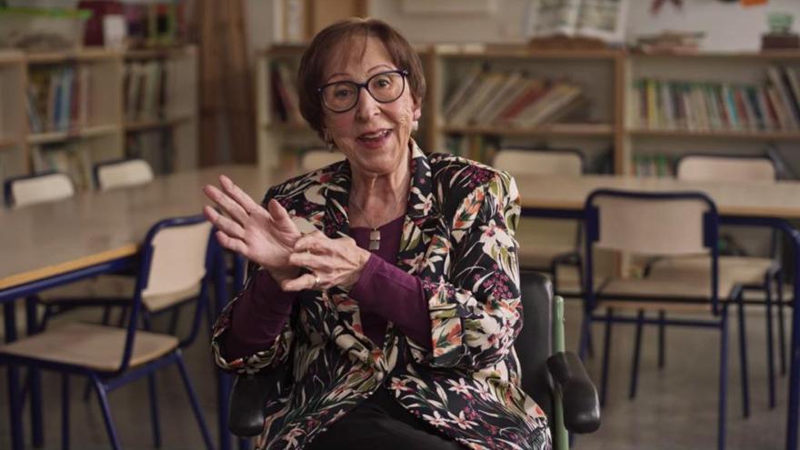 Las últimas reflexiones feministas de Carme Miquel en el documental de Alcàsser
