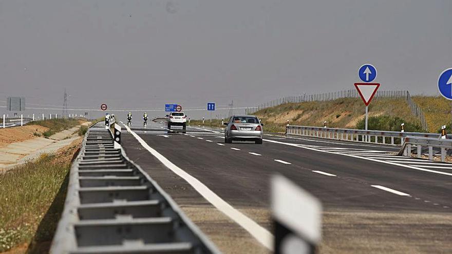 Transporte consigna más de 33 millones para la A-66 entre Benavente y Zamora