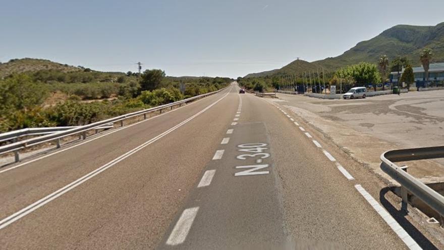 Dos heridos en sendos accidentes de tráfico en Castellón