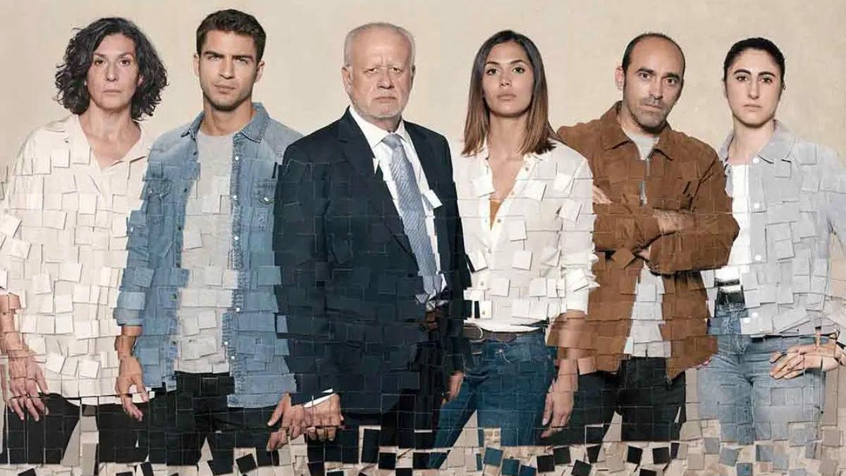 Una imagen promocional de la serie 'Desaparecidos'.