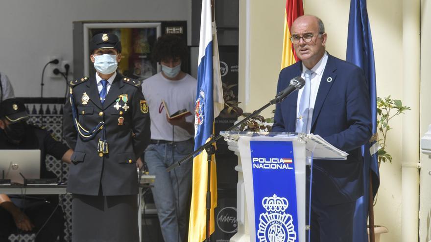 Pestana insta a la responsabilidad individual en Canarias para frenar la pandemia