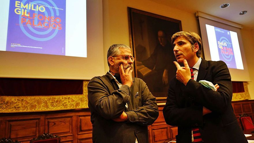 Emilio Gil y Alfonso Palacio analizan la huella física y el beneficio social del diseño