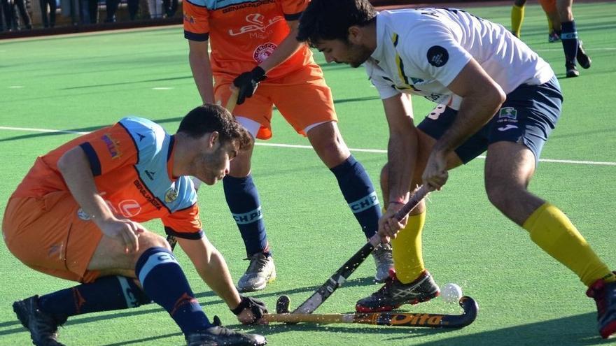 El Hockey Benalmádena busca sellar la permanencia