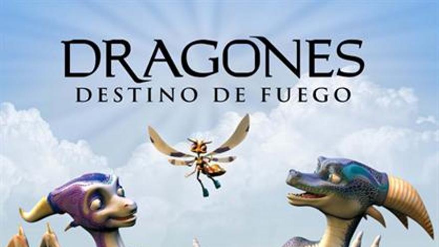 Dragones Destino de Fuego