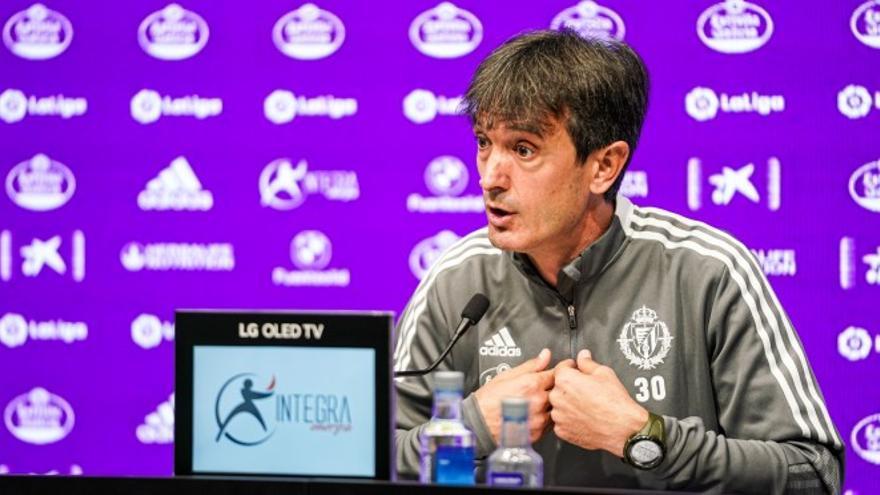 """Pacheta: """"El Sporting es un equipo con mucha experiencia, mucha historia y bien dirigido"""""""