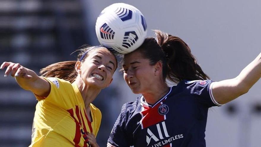 El Barça torna de París més a prop de la final femenina