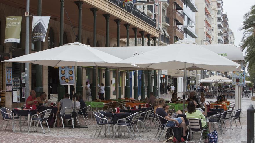 El bipartito de Alicante ultima el arranque de la segunda fase de las obras de la Explanada
